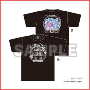 BanG Dream! Tシャツ