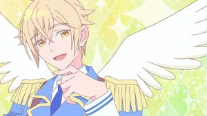 『ベルゼブブ嬢のお気に召すまま。』第3話「「翼をつけた元天使。」/「その近侍、ドSにつき。」 」-01