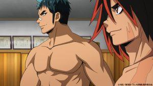 『火ノ丸相撲』第3話「草薙剣」-01