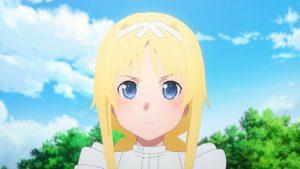 『ソードアート・オンライン アリシゼーション』第1話「アンダーワールド」-01
