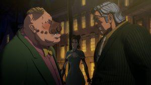 『蒼天の拳 REGENESIS(第2期)』第16話「ミガドルの雷」-01