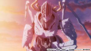 『宇宙戦艦ティラミスII』第1話「COCKPIT ADDICTION/IT FALLS INTO THE CHRYSLER」-01
