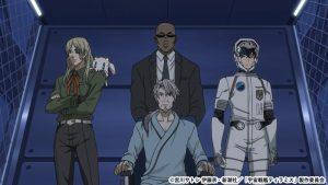 『宇宙戦艦ティラミスII』第2話「REUNION/NEO UNIVERSE…」-01