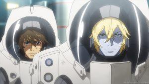 『宇宙戦艦ヤマト2202 愛の戦士たち』第3話「衝撃・コスモリバースの遺産」-01