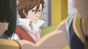 『学園BASARA』第5話「激突!Mr.BASARA / BASARAの鉄人は誰だ」-01