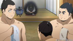 『火ノ丸相撲』第6話「魁!!柴木山部屋」-01